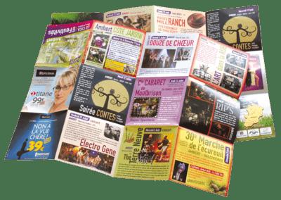 journaux-programmes-animations-programmes-festivites-tous-format-a2 promocyrk promocirque