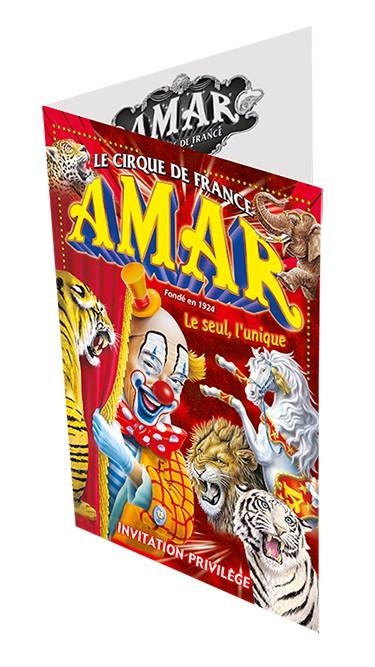 Amar invitation