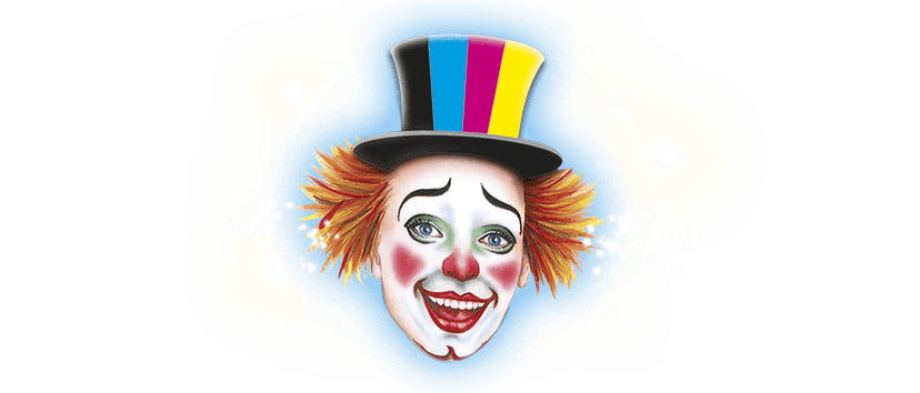 clown promocyrk CQ10